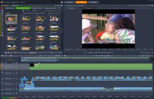 Postprodukcja - montaż filmów.